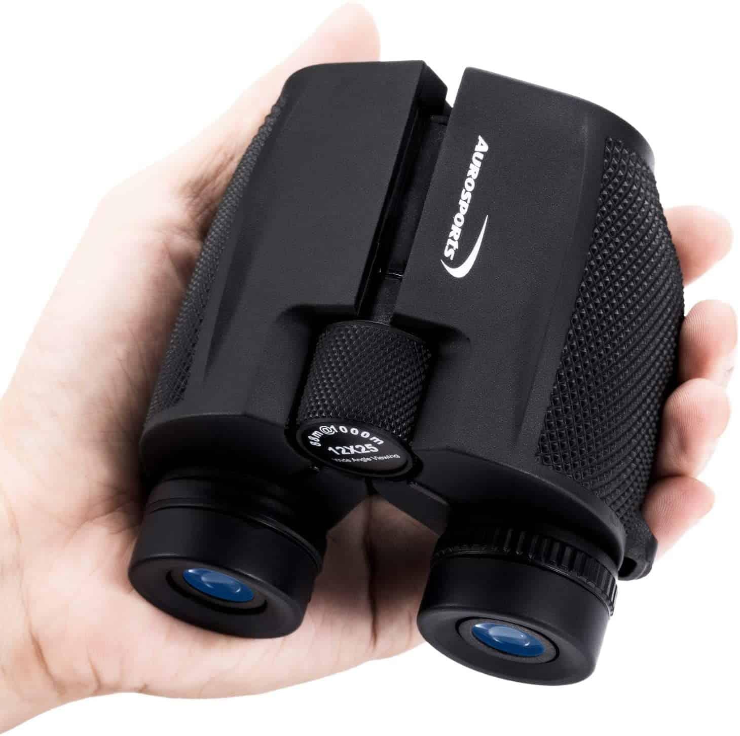 Autosports 12x25 High Power Compact Binoculars Telescope