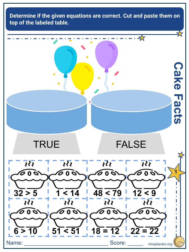 Comparing 2-digit Numbers Using Symbols (4)