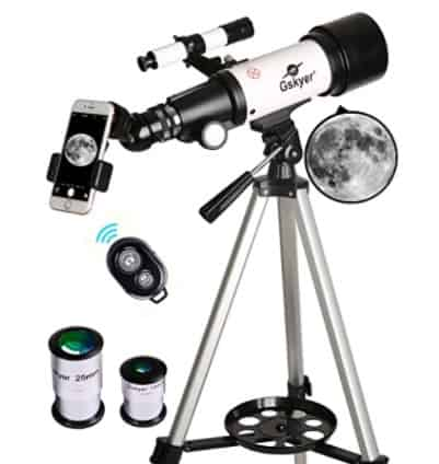 Gskyer Telescope 70mm Aperture