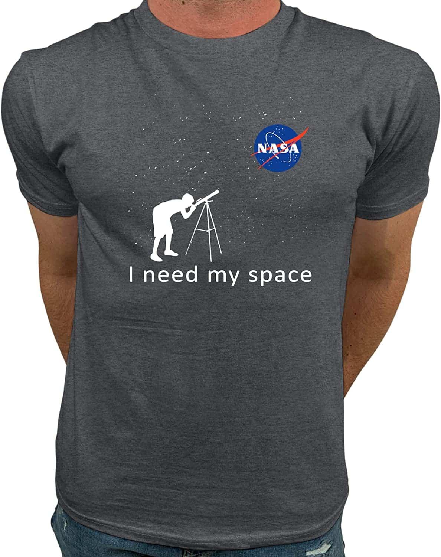 Market Trendz Official- NASA logo t-shirt