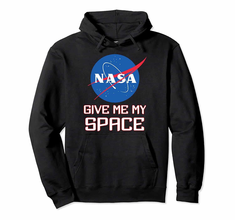 NASA Hoodie give me my space