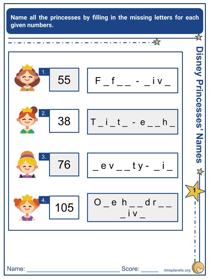 Naming Numbers From 1 Up To 120 (4)