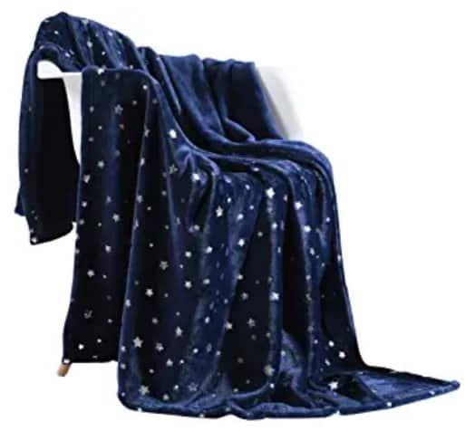 Nanipiper Throw Blanket