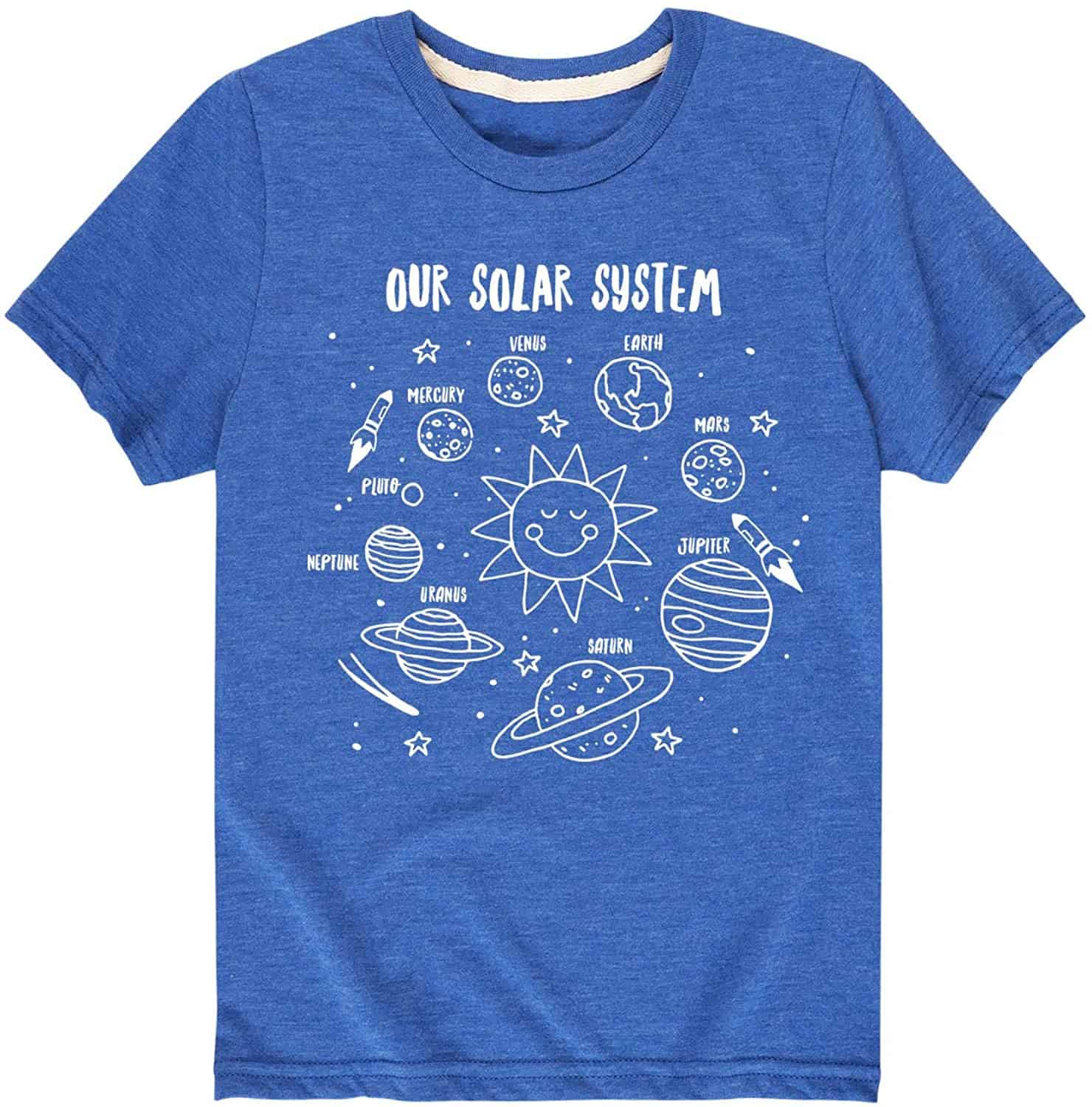 Our Solar System - Toddler Short Sleeve Tee