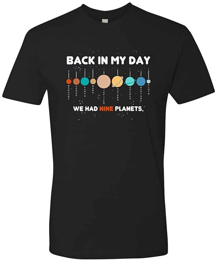 Panoware-Space Graphic T-Shirt