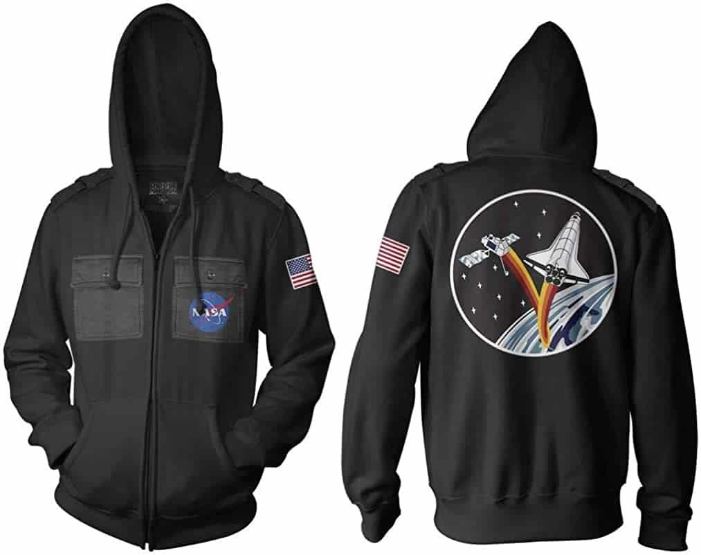 Ripple Junction NASA Adult Hoodie