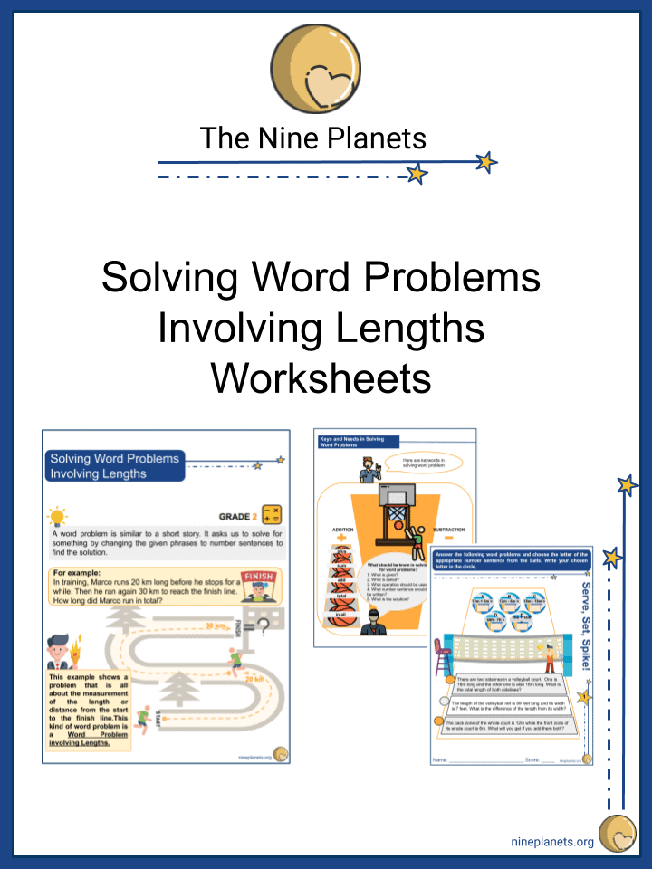 Solving Word Problems Involving Lengths
