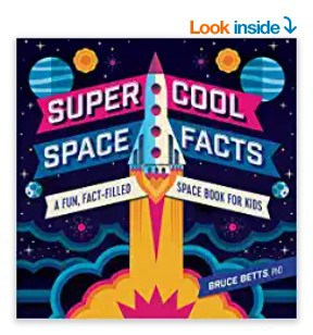 Super Cool Space Facts A Fun Fact-filled Space Book