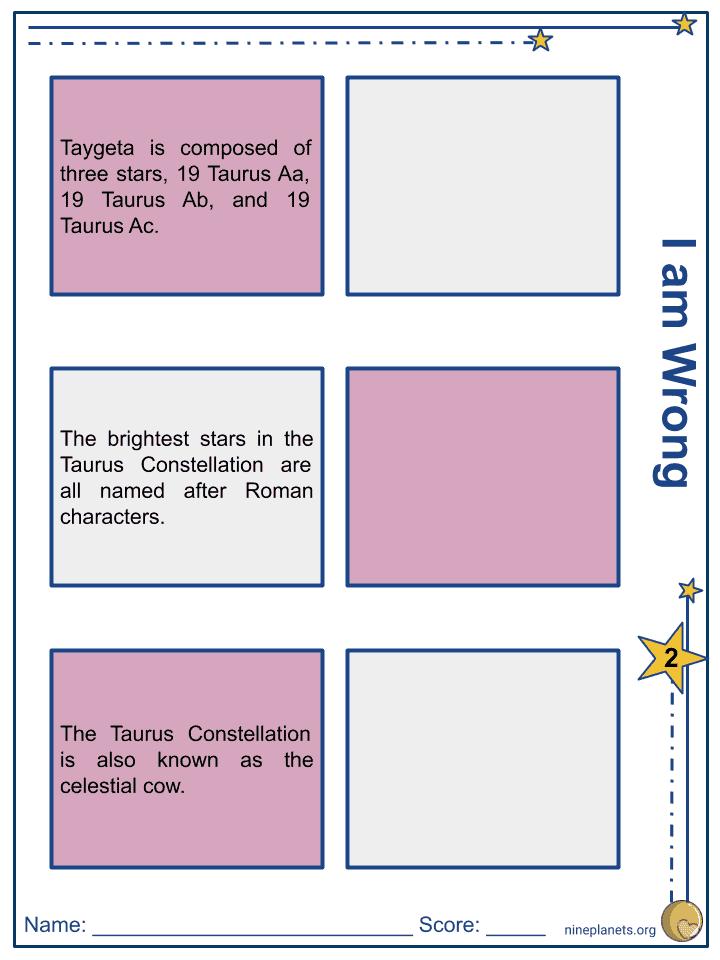Taygeta Worksheets (3)