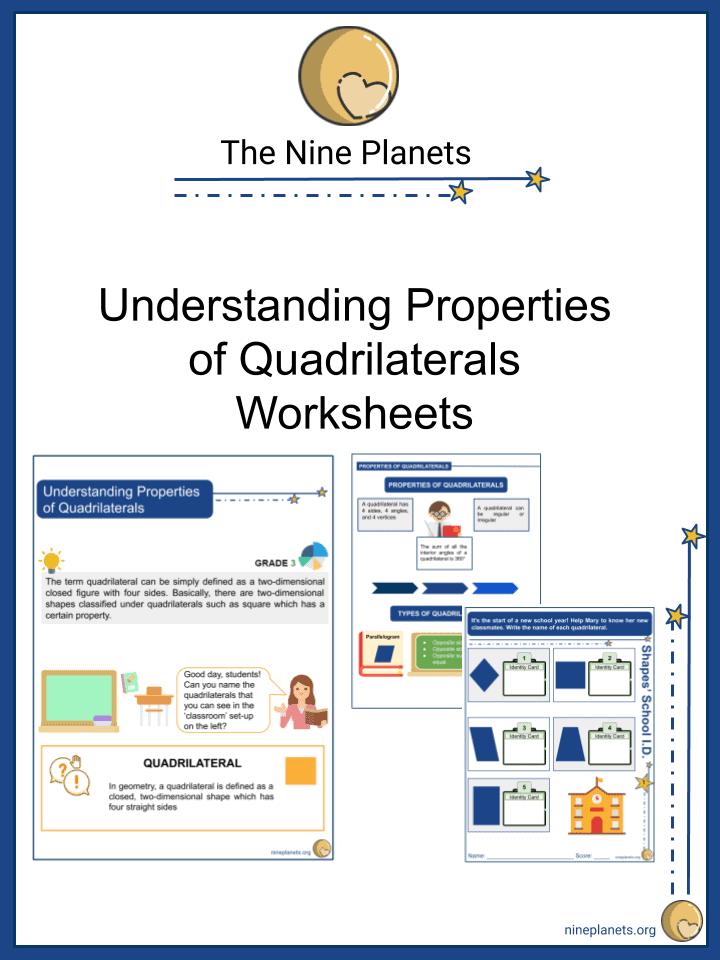 Understanding Properties of Quadrilaterals
