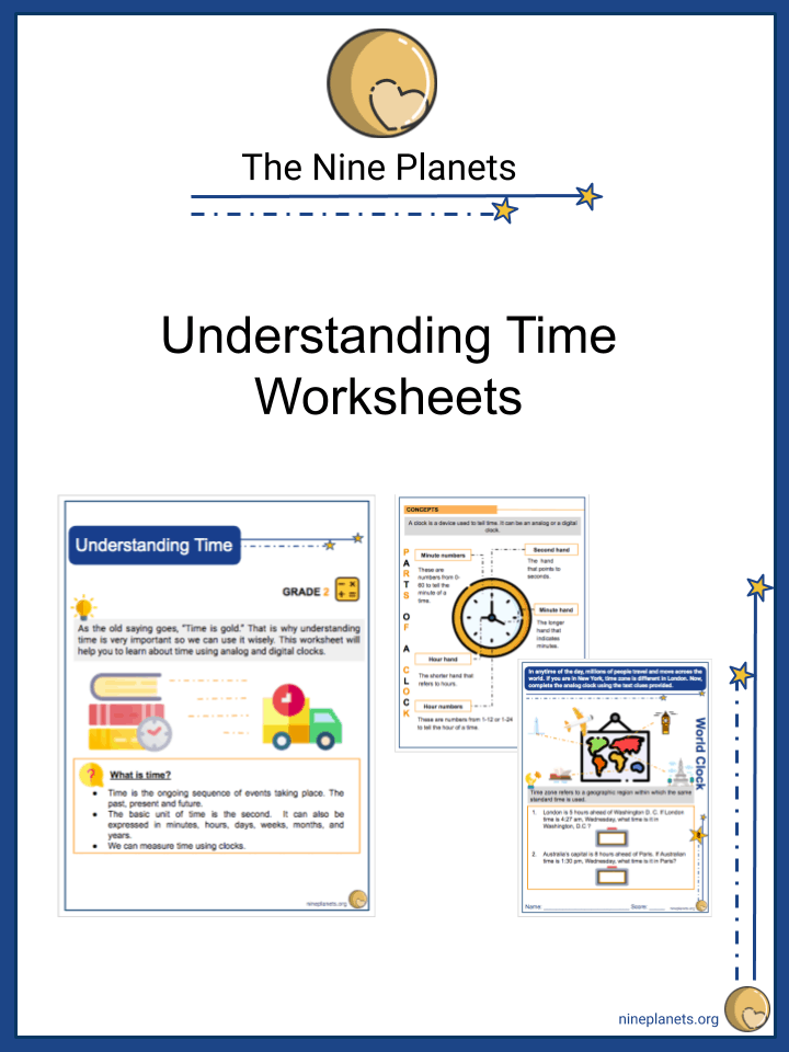 Understanding Time Worksheets