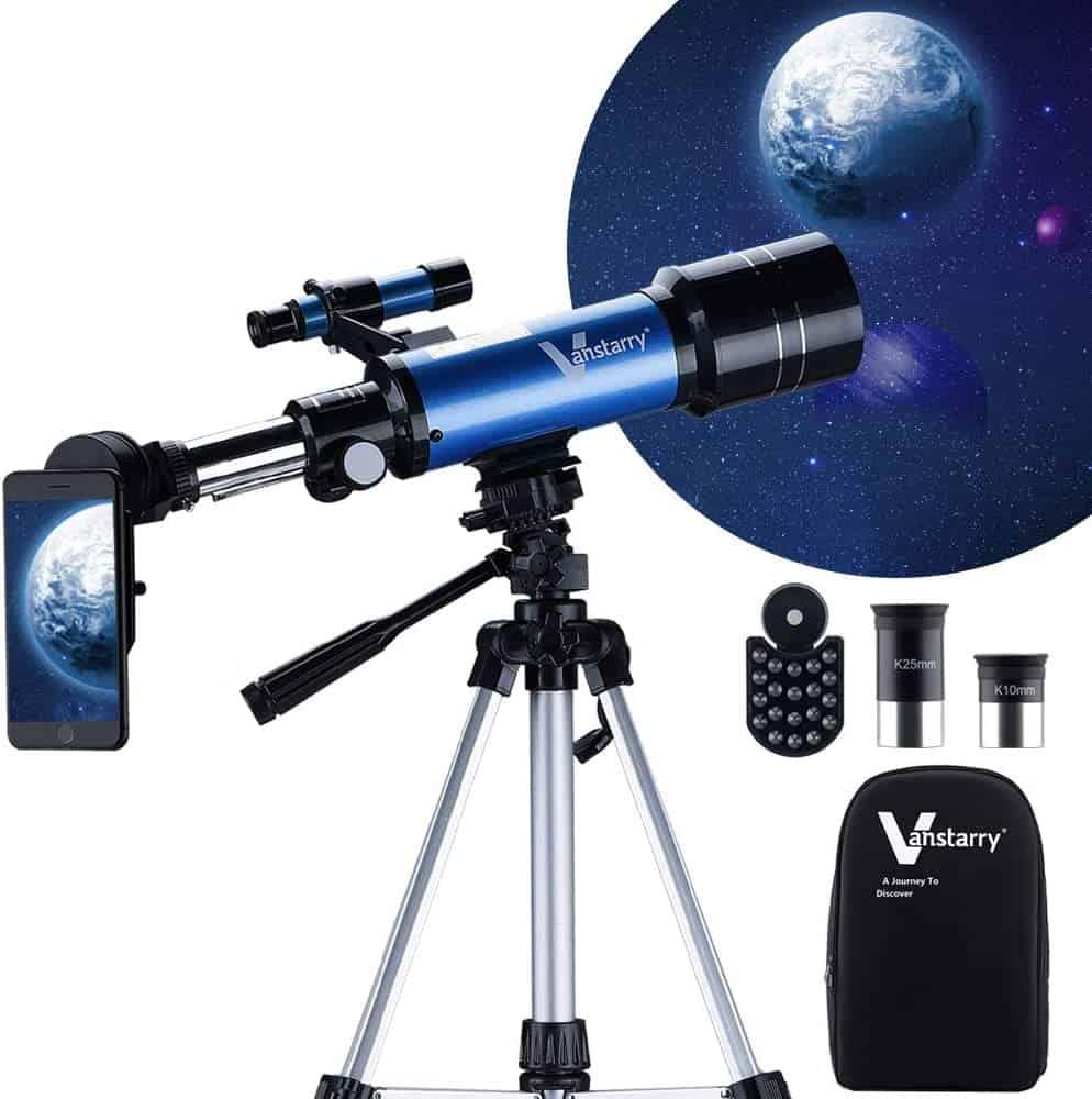 Vanstarry Telescopes for Kids, Travel Kids Telescope