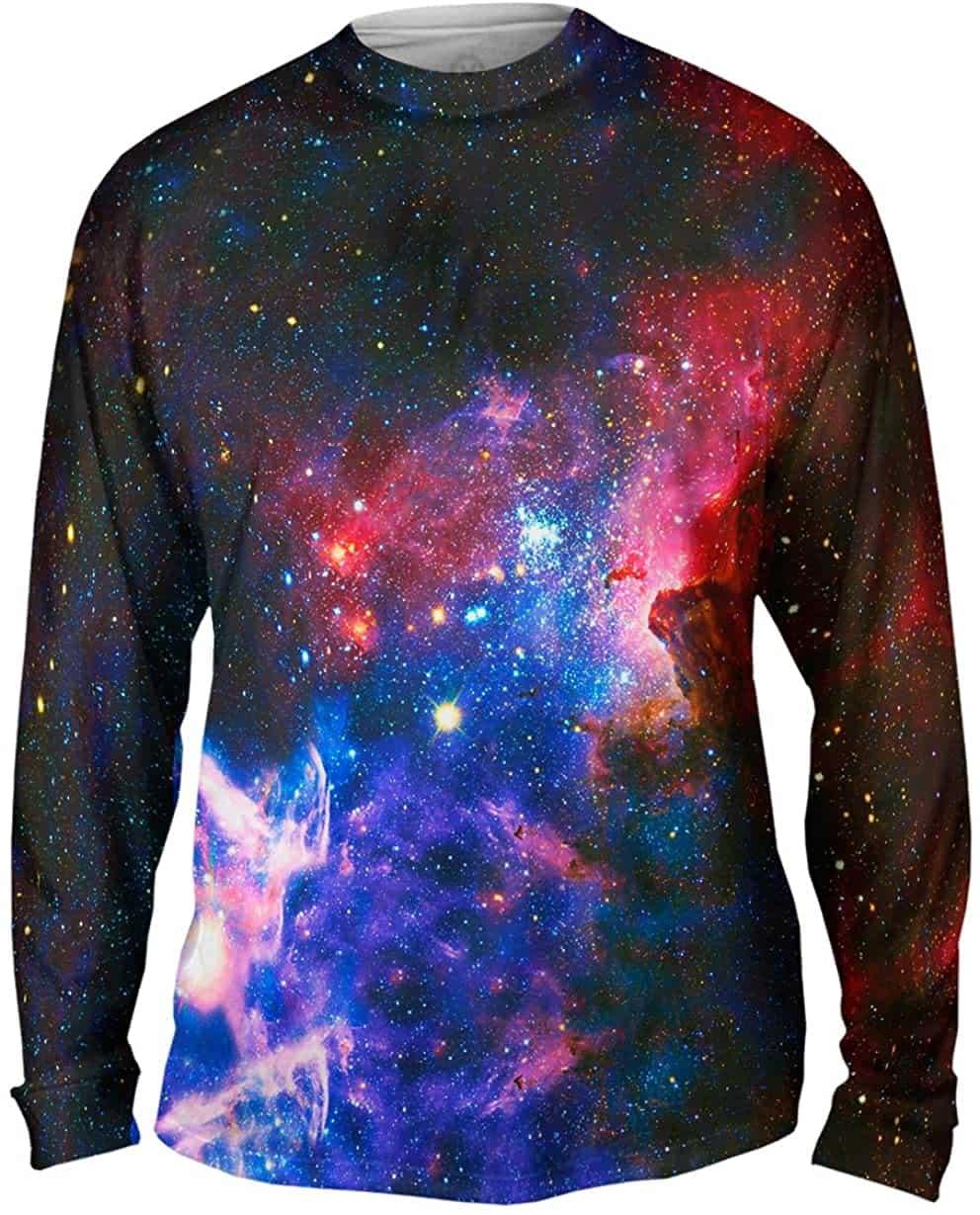 Yizzam- Carina Nebula Galaxy Tshirt