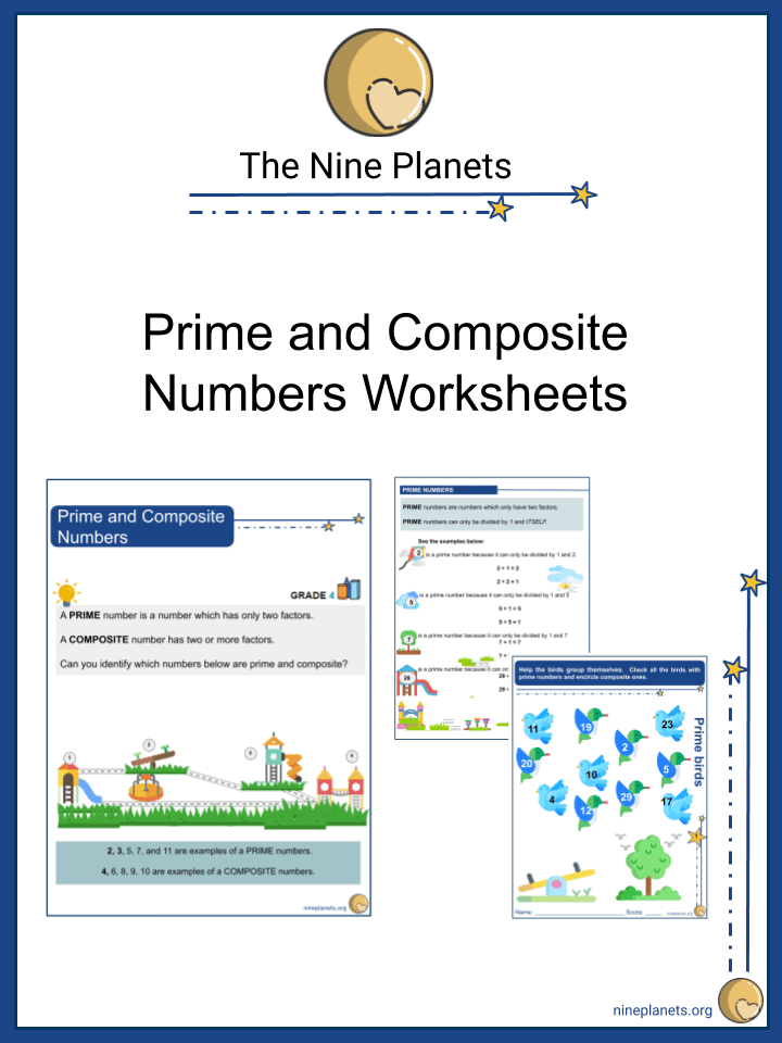 Prime and Composite Numbers (3)
