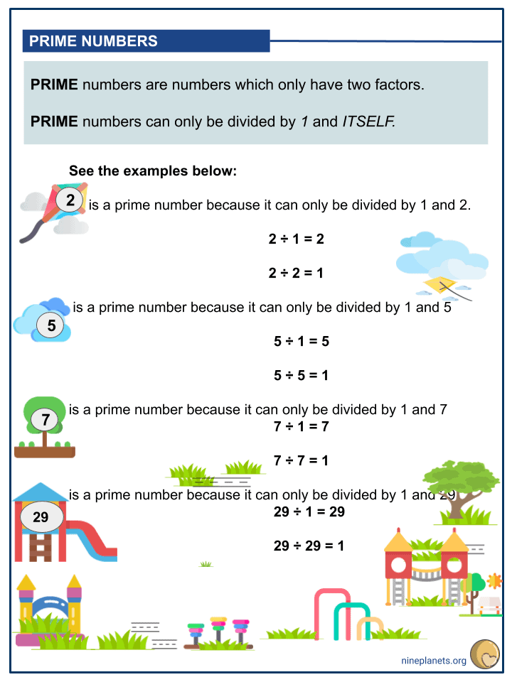 Prime and Composite Numbers (5)