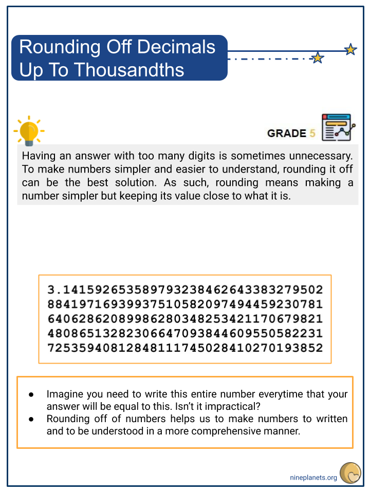 Rounding Off Decimals Up To Thousandths (1)
