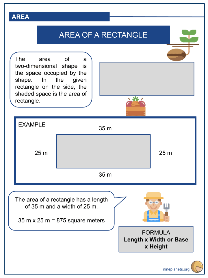 Solving Word Problems Involving Perimeter and Area of Rectangle (3)