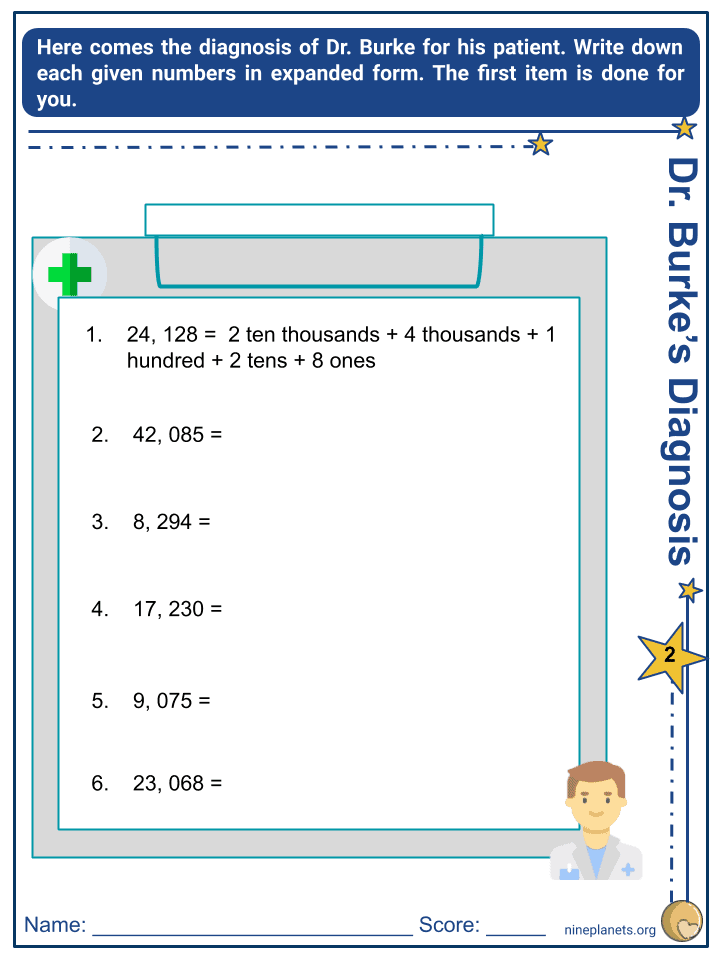 Understanding the Place Value of a Multi-digit Number (4)